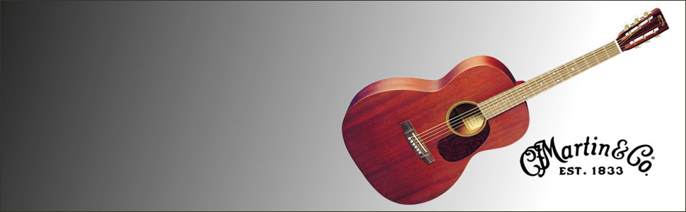 C.F. Martin Acoustic Guitars