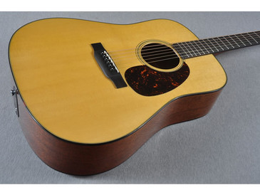 Martin D-18E Retro Dreadnought Acoustic Electric Guitar