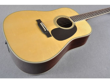 Martin D-35E Retro Acoustic Electric Dreadnought Guitar