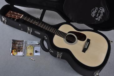 Martin Custom Shop 00-28 Adirondack Guatemalan Acoustic Guitar #1825019 - Case