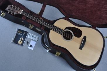 Martin Custom Shop D-18 12 Fret VTS Adirondack Acoustic Guitar #1952112 - Case