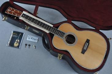 Martin Custom Shop 00-42 VTS Adirondack Guatemalan Acoustic Guitar #1952116 - Top
