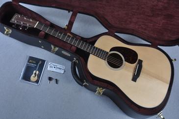 Martin Custom Shop D-18 VTS Adirondack Spruce Acoustic Guitar #1949712 - Case
