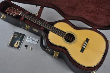 Martin Custom Shop 00-28 12 Fret Adirondack Guatemalan Acoustic Guitar #1952109 - Case