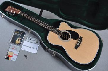 Martin OMC-28E Standard Dreadnought Acoustic Guitar #1949485 - Case