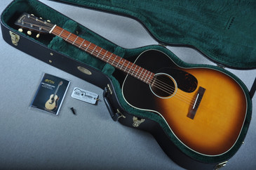 Martin 000-17 Whiskey Sunset Acoustic Guitar #1955845 - Case