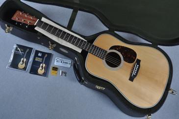 2015 Martin D-28 Authentic 1937 VTS Adirondack Acoustic Guitar #1938325 - Case