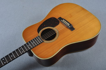 Used 1963 Martin D-28 Acoustic Guitar #193245 - Reverse Beauty