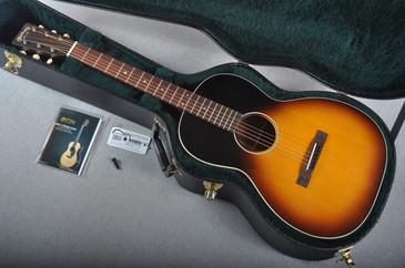 Martin 00-17S Whiskey Sunset 12 Fret Acoustic Guitar #1954945 - Case