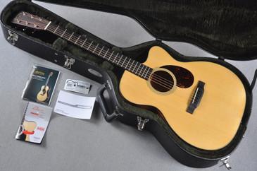 Martin OMC-18E Fishman Aura VT Enhance Acoustic Electric #1958814 - Case