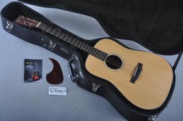 Used 2016 Martin Custom Shop D-21 VTS Swiss Guatemalan Rosewood #1990771 - Case
