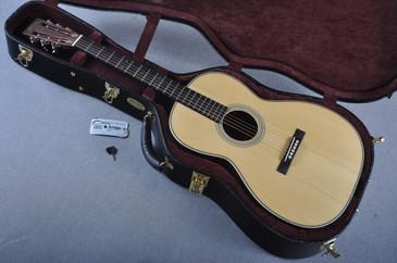 Martin Custom Shop 000-28VS 12 Fret Adirondack Acoustic Electric Guitar #1972176 - Case