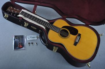 2016 Martin 000-28EC Eric Clapton Acoustic Guitar #1989190 - Case