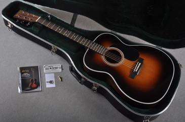 2016 Martin 000-28 Sunburst Acoustic Guitar #1974337 - Case