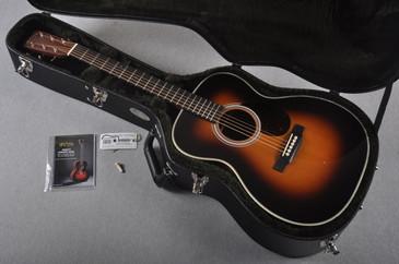 2016 Martin Custom Shop OM-28 Guatemalan Sunburst Acoustic Guitar #2023324 - Case
