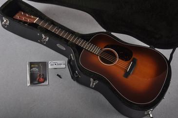 2016 Martin D-18 Standard Ambertone Acoustic Guitar #1952523 - Case