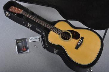 2016 Martin Custom Shop OM-28 Honduran Rosewood #2021532 - Case