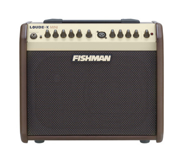 Fishman Loudbox Mini 60-watt Acoustic Guitar Amplifier - XLR DI Output