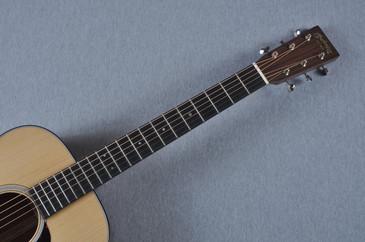 """2016 Martin Custom Shop 00-18 VTS Adirondack Waverly 1 3/4"""" Nut Acoustic Guitar #2054120 - Neck"""