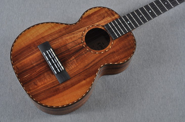 Kamaka 100th Anniversary Long Neck Tenor Deluxe Uke HF-3LD - 162181 - View 3