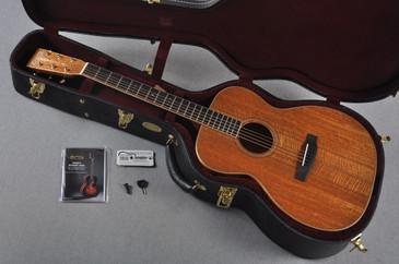 2016 Martin Custom Shop OM-18 Fiddleback Mahogany OM-15 #1988608 - Case