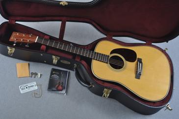 2016 Martin Custom Shop HD-28V Cocobolo Rosewood Acoustic #2054112 - Case