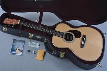 2016 Martin Custom Shop OM-28 VTS Sitka Cambodian Rosewood #2050689 - Case