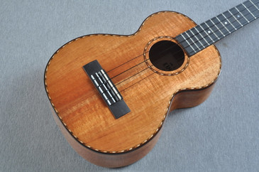 Kamaka 100th Anniversary Long Neck Tenor Deluxe Uke HF-3LD - 162648 - View 3