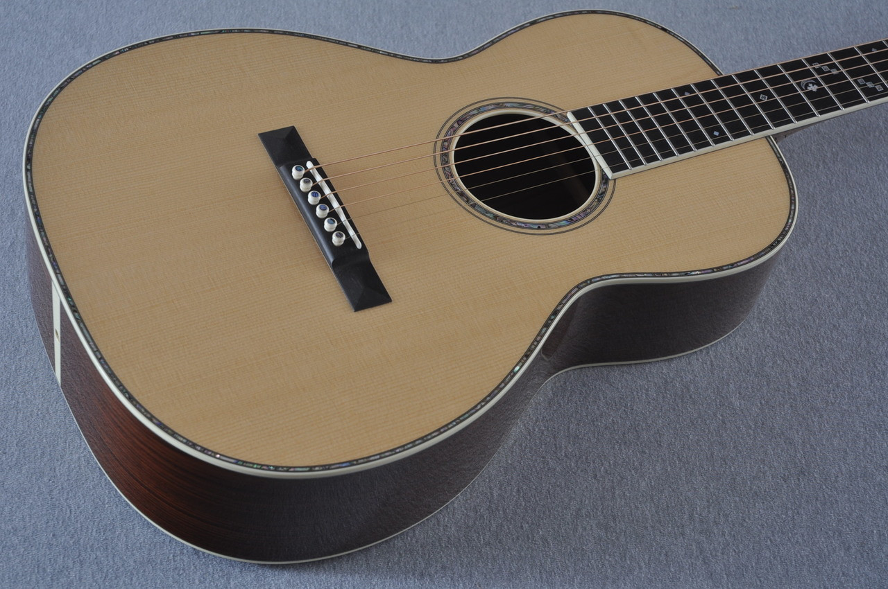 2017 Martin NAMM Show Special SS-0041GB-17 12 Fret Acoustic #10 of 49 #2079935 - Beauty