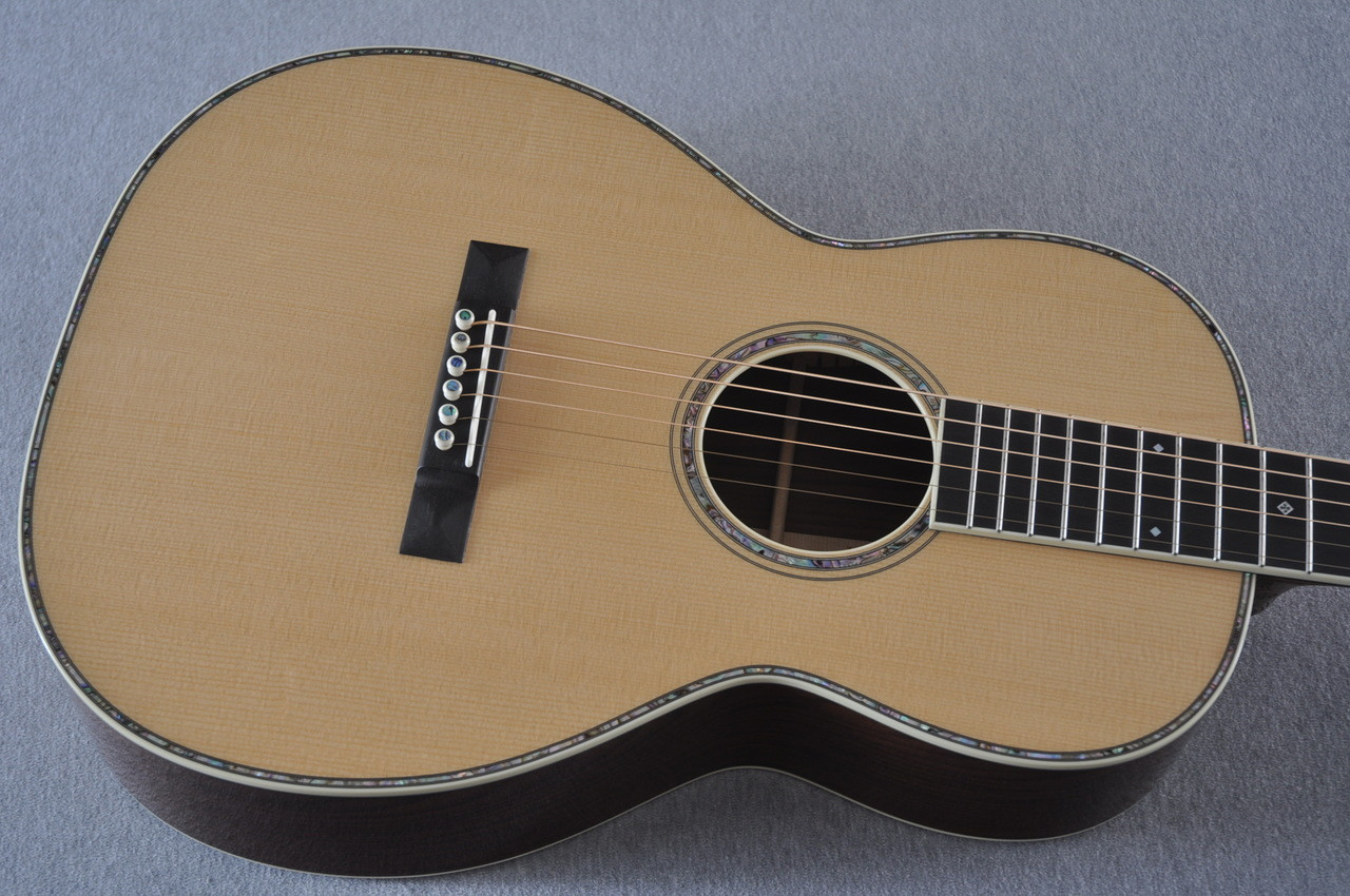 2017 Martin NAMM Show Special SS-0041GB-17 12 Fret Acoustic #10 of 49 #2079935 - Top