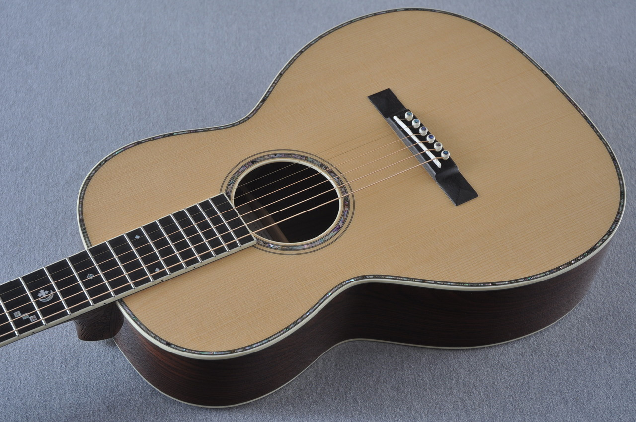 2017 Martin NAMM Show Special SS-0041GB-17 12 Fret Acoustic #10 of 49 #2079935 - Reverse Beauty