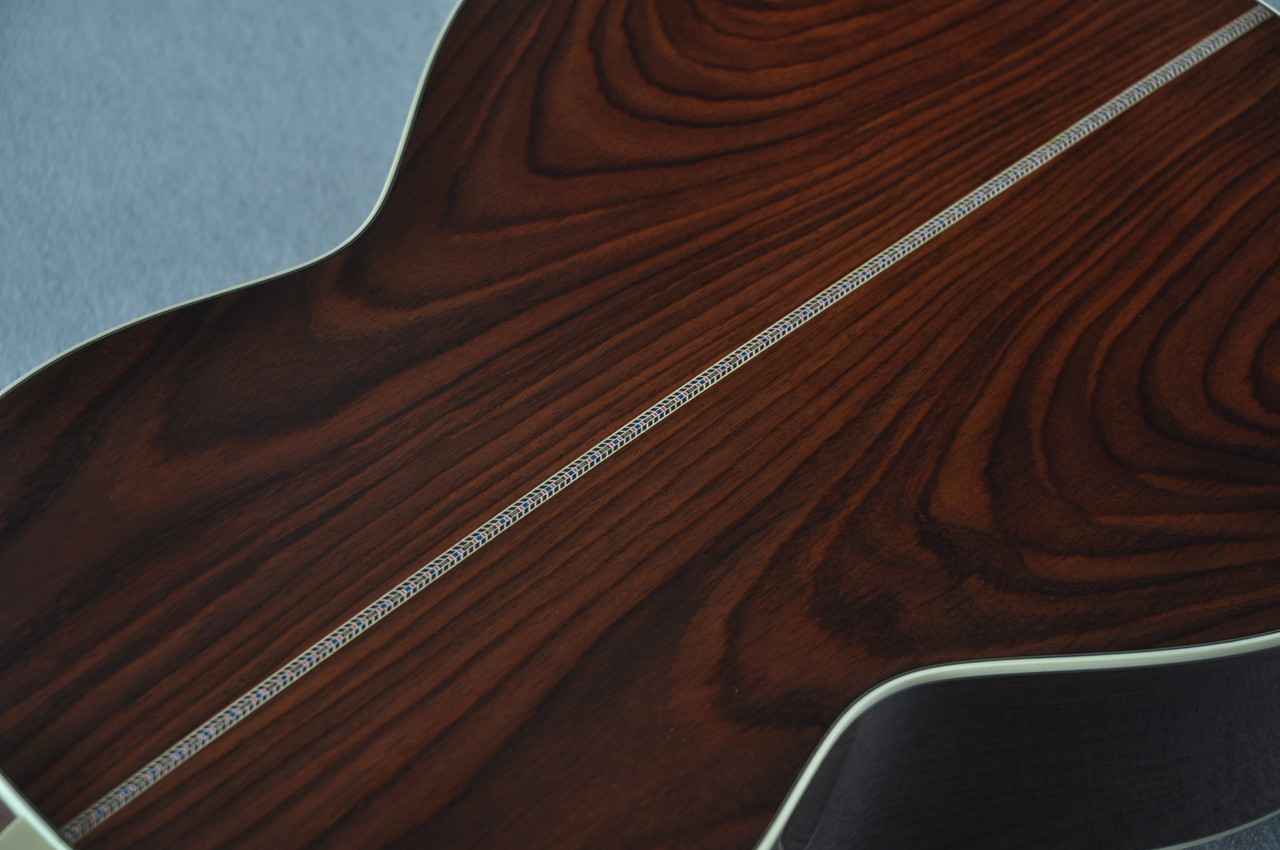 2017 Martin NAMM Show Special SS-0041GB-17 12 Fret Acoustic #10 of 49 #2079935 - Purfling