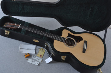 2014 Martin OMCPA4 Performing Artist Acoustic Guitar #1809447 - Case