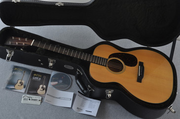2016 Martin 000-18E Retro Acoustic Electric Guitar #1995958 - Case