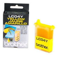 Brother LC04 Yellow Inkjet