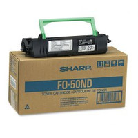 Sharp F050ND - Toner cartridge - 6000 page - FO-4400, FO-DC500, FO-4450, DC526, DC600. FO-50ND, FO50ND