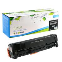 COMPATIBLE BLACK LASER TONER CARTRIDGE FITS HP Color LaserJet CP2020,CP2025,CP2320,CM2320MFP