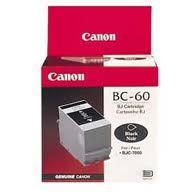 Canon BC60 Black Inkjet