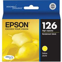 126 YELLOW HIGH CAPACITY INKJET