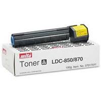BLACK TONER FOR LDC-850/870