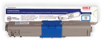 Okidata C330/530/MC361/MC561 Cyan Compatible Toner Cartridge, Type C17 (3k)