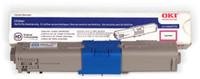 Okidata C530/MC561 Magenta Compatible Toner Cartridge, Type C17 (5k)