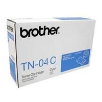 Brother TN-04 Cyan Compatible Toner