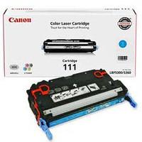 Canon 111 Cyan Toner For imageCLASS MF9170C, imageCLASS MF9280CDN, imageCLASS MF9220CDN, imageCLASS MF9150C