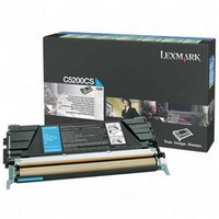 Lexmark C520N Cyan Compatible High Capacity Toner Cartridge
