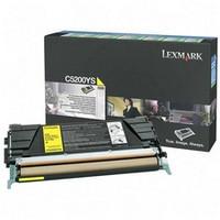Lexmark C520N Yellow High Capacity Compatible Cartridge