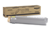 Phaser 7400 Yellow Compatible High Capacity Toner Cartridge