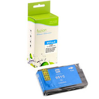 COMPATIBLE HIGH YIELD CYAN INKJET CARTRIDGE FITS PRINTERS USING HP 951XL
