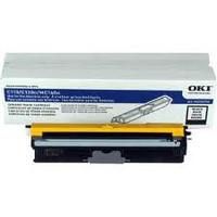 OKIDATA BLACK Compatible TONER CARTRIDGE FOR MC160/C110/C130N