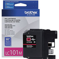 Brother LC-101 Magenta Inkjet Cartridge